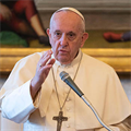 POPE'S MESSAGE | Faith exhorts us to combat violations of human dignity