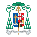 Coat of Arms is a reflection of a bishop and his diocese