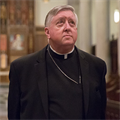Abp. Rozanski's style: 'caring, calming, reassuring'