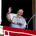 POPE'S MESSAGE | Follow the example of Jesus, who took risks to be near the poor and sick