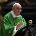 POPE'S MESSAGE | We all need to assume responsibility in healing our society