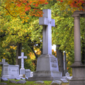 PRAY | The Catholic cemetery is a sacred place