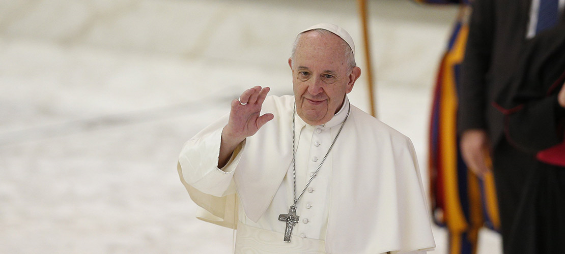 Pope has history of defending marriage, but being open to some civil unions