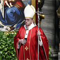 POPE'S MESSAGE | Prayer is the rudder that guides Jesus' course
