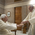 POPE'S MESSAGE | Prayer forms one pillar of a Church on the move