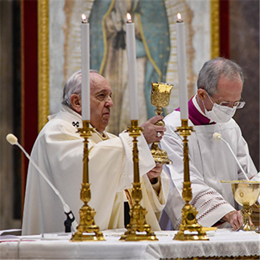 POPE'S MESSAGE | One should not be ashamed to pray in supplication to the Lord