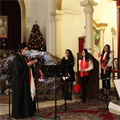 Pre-Christmas celebration gives hope to Iraqi refugees still in Lebanon