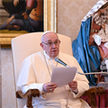 POPE'S MESSAGE | Intercessory prayer gives heart and voice to people who can't or won't pray