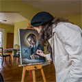 Sacred artist sees her vocation as leading us to God