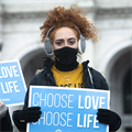 March for Life is small, but group's 'message of solidarity' with unborn strong as ever