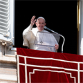 POPE'S MESSAGE | The life of the Christian is a battle against the spirit of evil