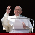 POPE'S MESSAGE | Going up the mountain to encounter the Lord means we must come back down and take action