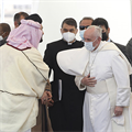 Hostility, violence are 'betrayals' of religion, pope says in Iraq