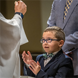 First Communion is a special time to instill love for the Eucharist in children