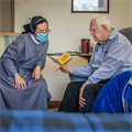 A priest with a servant's heart for 70 years