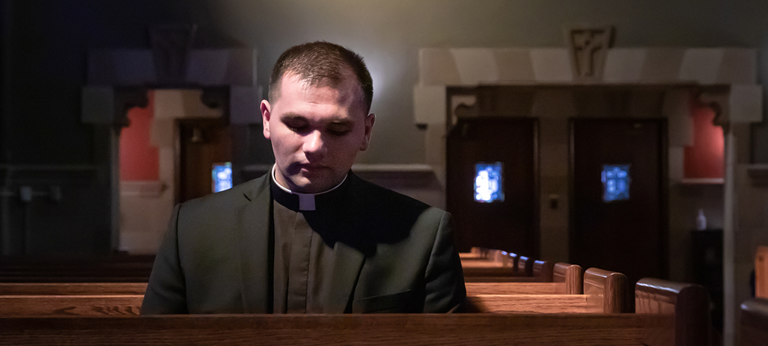 Archbishop Mitchell Rozanski to ordain one man to transitional diaconate May 1