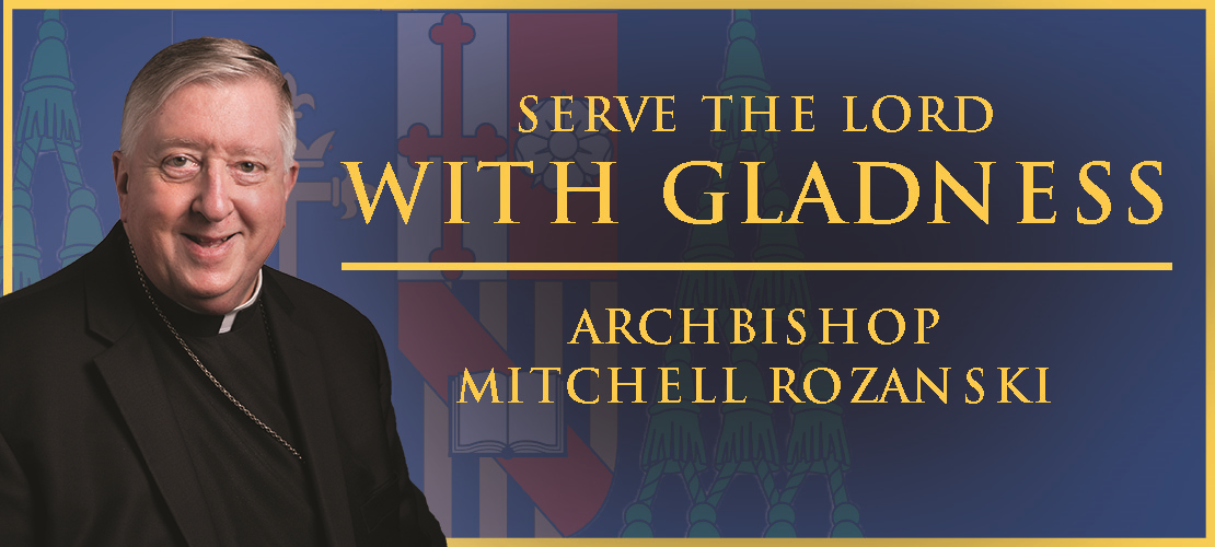 SERVE THE LORD WITH GLADNESS | Preparing to return to the Eucharist with eager hearts
