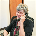 Prayer hotline helps shrine form friendships, pray with people