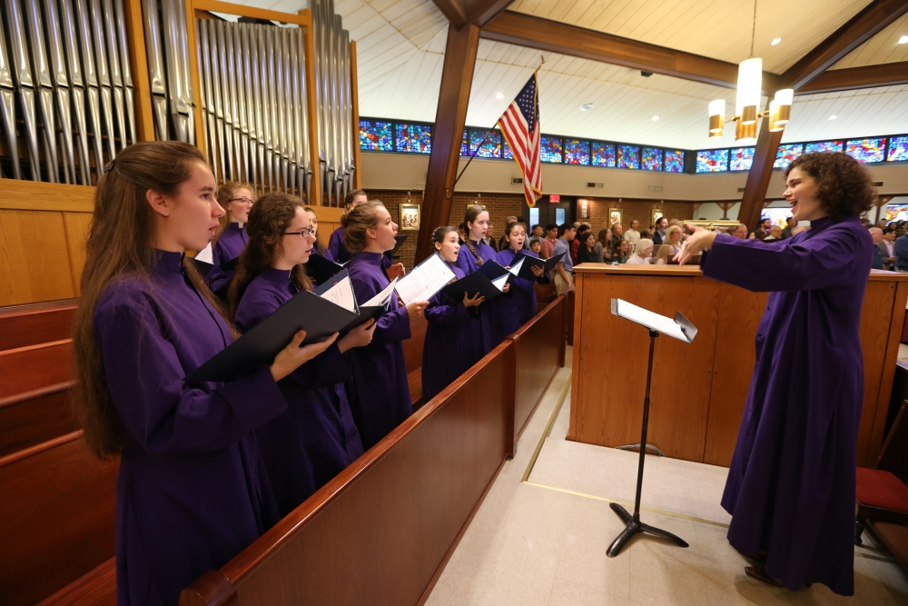 Popularity of Gregorian chant has flourished in recent years
