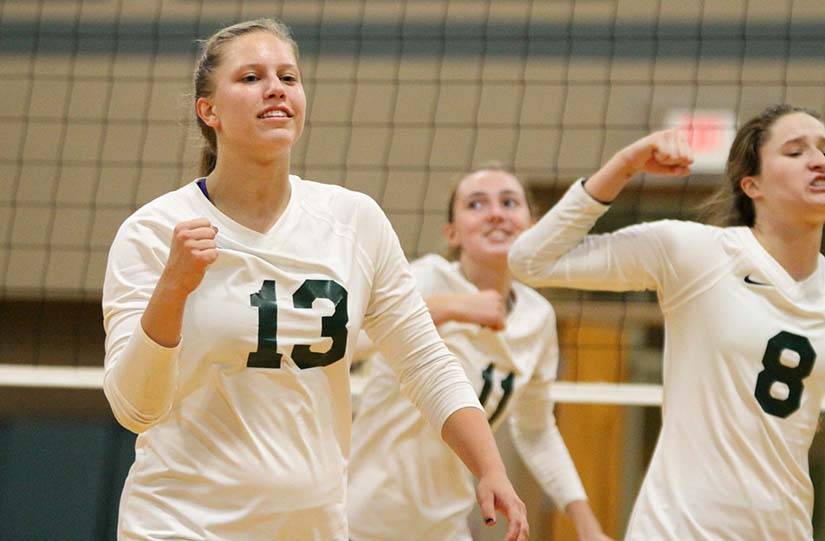 St Joseph S Volleyball Star Begins Penn State Career Articles Archdiocese Of St Louis