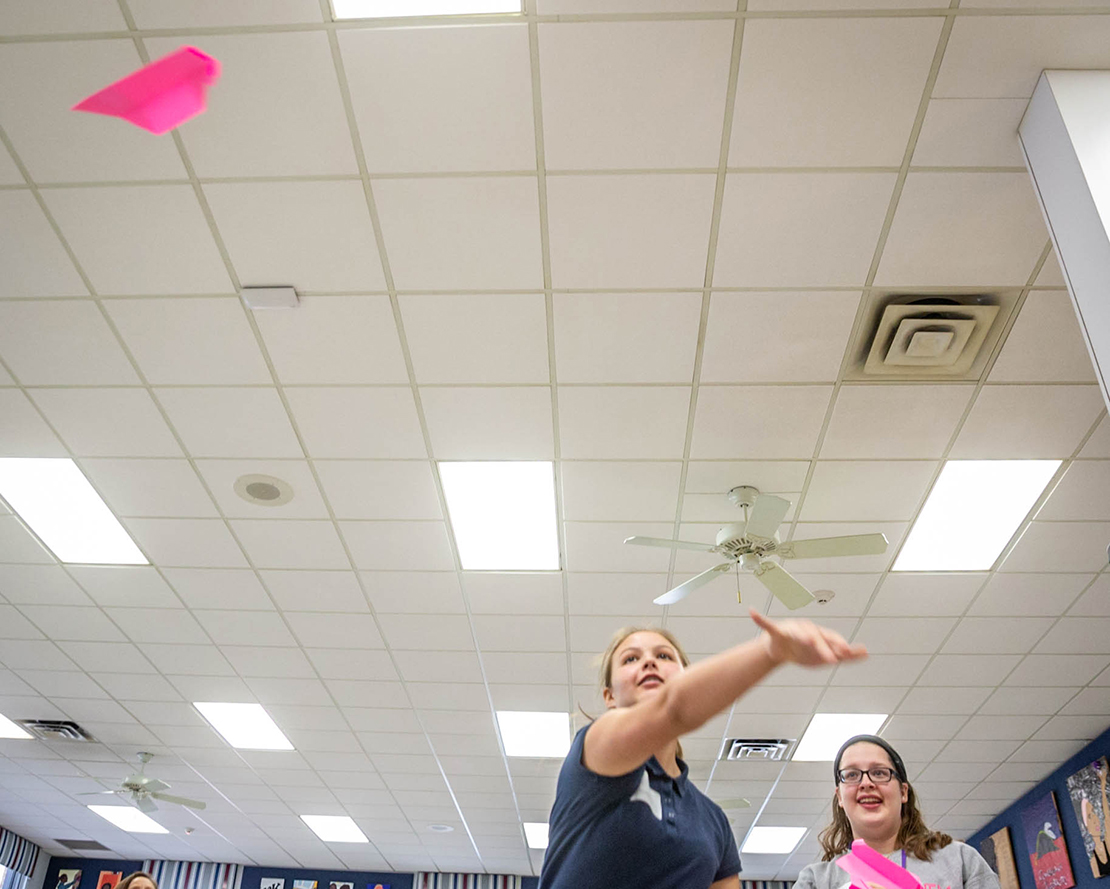 High school connection helping Oakville school to thrive | Articles