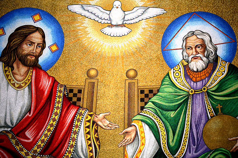 DEAR FATHER | Seeing the Trinity in daily life helps us
