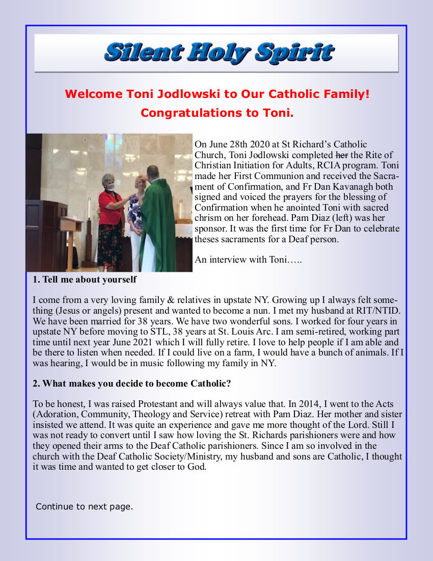 2020-07 CDM Newsletter July
