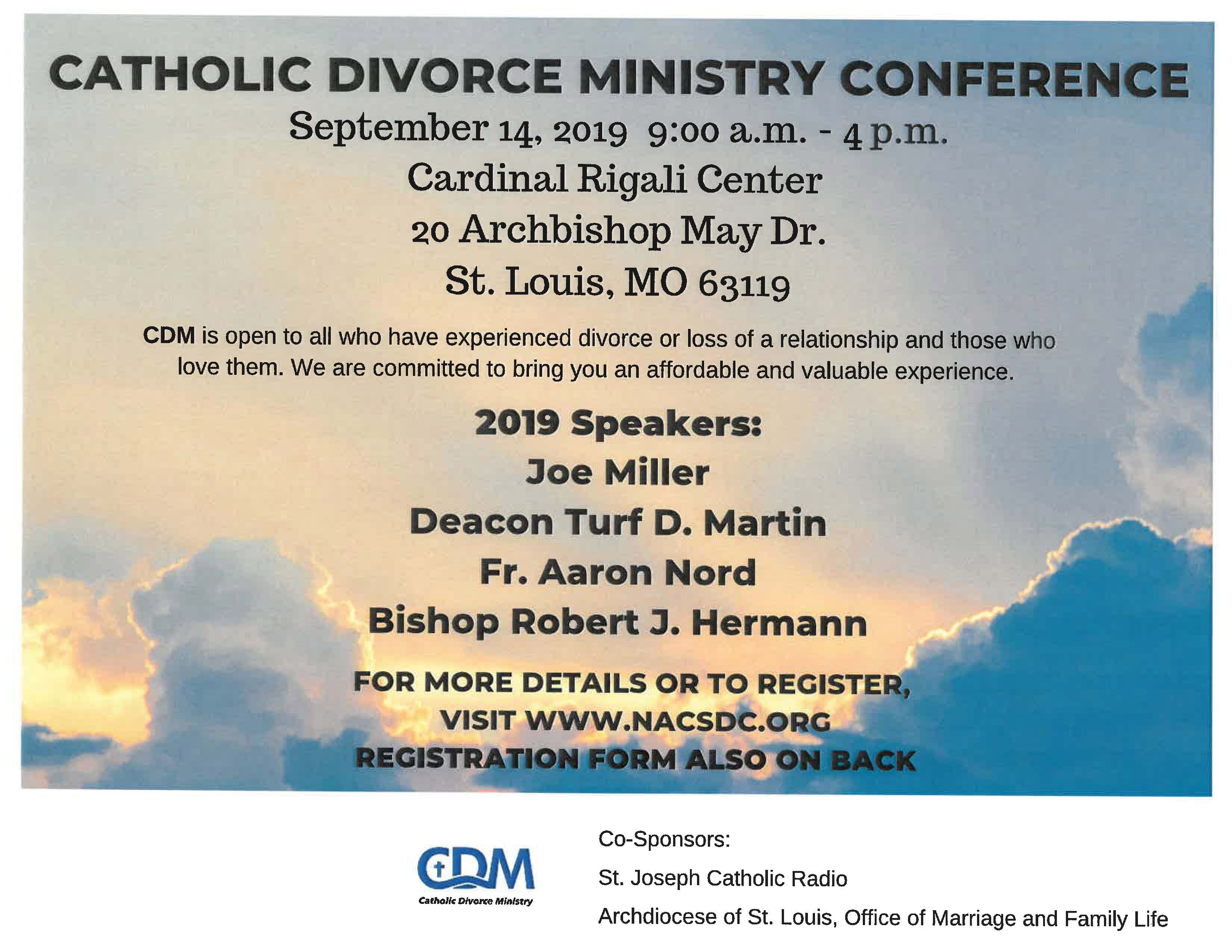 Catholic St  Louis Event | Catholic St  Louis | Archdiocese